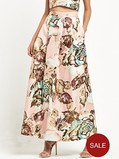 miss-selfridge-jacquard-maxi-skirt