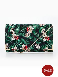 v-by-very-tropical-print-clutch