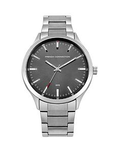 french-connection-french-connection-charcoal-sunray-dial-stainless-steel-bracelet-mens-watch
