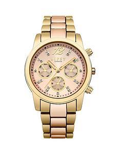 lipsy-lipsy-rose-gold-sunray-multi-look-dial-rose-gold-gold-metal-bracelet-watch