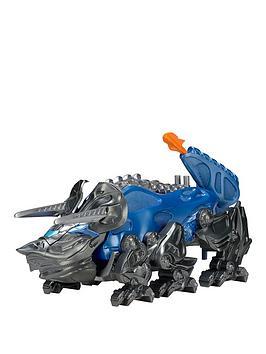 Power Rangers Movie Power Rangers Movie Triceratops Battle Zord