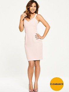 myleene-klass-bow-back-pencil-dress