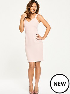 myleene-klass-bow-back-pencil-dress