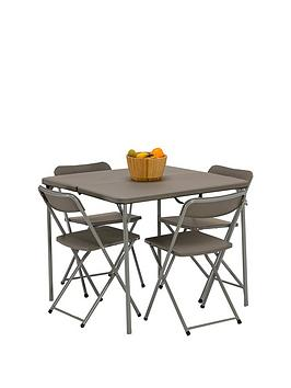 Vango Orchard Table &Amp Chair Set