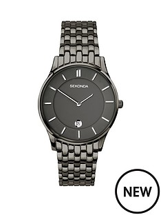 sekonda-sekonda-black-dial-black-plated-stainless-steel-braclet-mens-watch