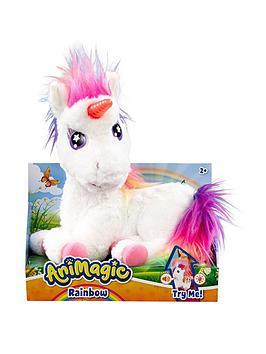 AniMagic  Animagic Rainbow My Glowing Unicorn