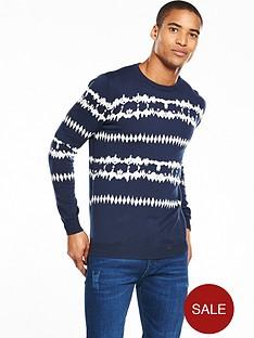 river-island-aztec-printed-jumper