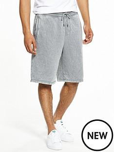 river-island-burnout-sweat-shorts
