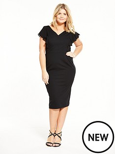 so-fabulous-ruffle-pencil-dress