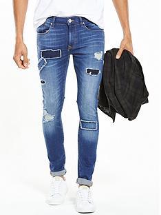 river-island-superskinny-rip-amp-repair-jeans