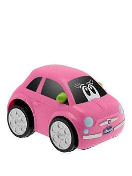 Chicco Turbo Touch Fiat 500 Pink