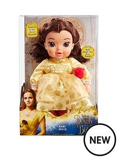 disney-princess-baby-belle-doll