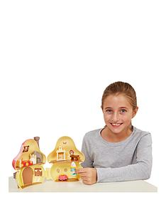 the-smurfs-smurfs-mushroom-house-playset-with-smurfette