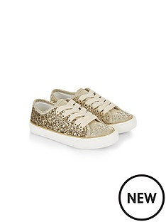 monsoon-girls-glitter-lace-up-trainers