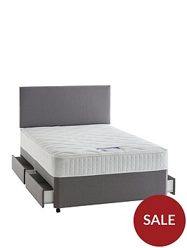 silentnight-mia-1000-pocket-memory-divan-bed-with-storage-options-headboard-not-included