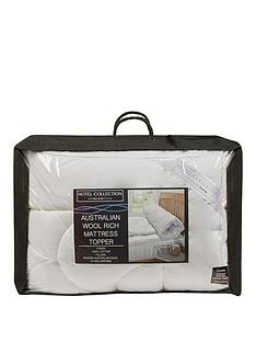 hotel-collection-australian-wool-rich-5cm-mattress-topper