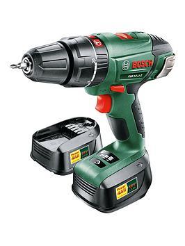 Bosch Psb 18 Li2 (2X 2Ah) Cordless Hammer Drill
