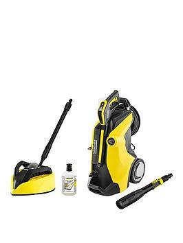 karcher k7 premium full plus control home pressure washer. Black Bedroom Furniture Sets. Home Design Ideas