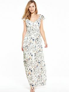 vila-asuli-cap-sleeve-maxi-dress-pristine