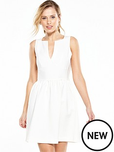 vila-atlas-fit-and-flare-dress