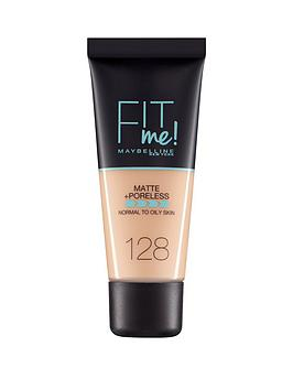 Maybelline Maybelline Maybelline Fit Me Matte Poreless Foundation Picture