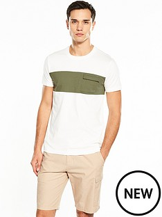 v-by-very-short-sleeve-chest-panel-pocket-t-shirt