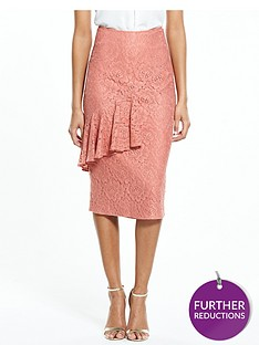 hope-ivy-lace-pencil-skirt-coral