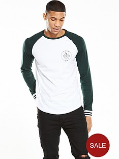 river-island-chest-print-baseball-tshirt