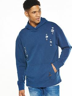 river-island-washed-ripped-hoody