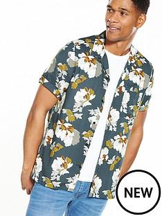 river-island-short-sleeve-floral-print-shirt