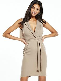 alter-wrap-front-mini-dress