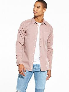 river-island-distressed-denim-shirt