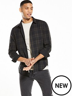 river-island-long-sleeve-double-faced-check-shirt