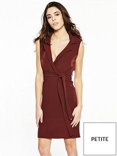 alter-petite-storm-flap-pencil-dress-burgundy