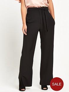 alter-petite-wide-leg-trouser-black