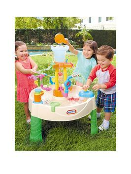 Little Tikes Little Tikes Fountain Factory Water Table Picture