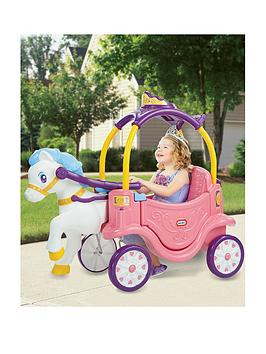 Little Tikes Princess Cozy Chariot.