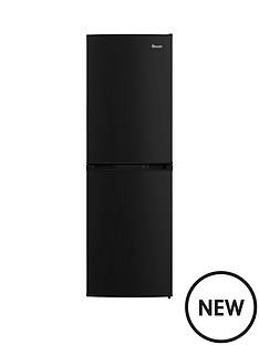 swan-sr70140b-55cm-static-fridge-freezer--nbspnext-day-delivery-black