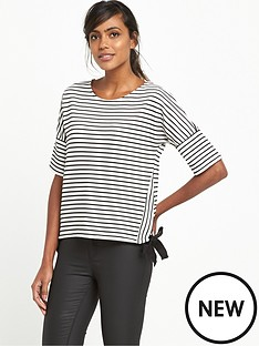 river-island-tie-side-t-shirt-white-stripe