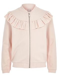 river-island-girls-ruffle-sweat-bomber-jacket