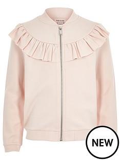 river-island-girls-ruffle-sweat-bomber-jacket