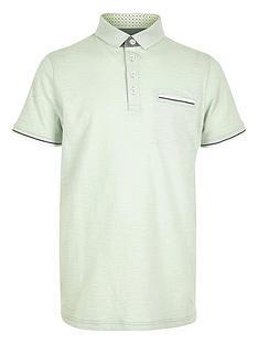 river-island-boys-mint-tipped-polo-shirt