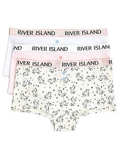 river-island-girls-unicorn-print-hipster-multipack