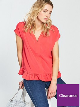 vero-moda-henna-short-sleeve-top