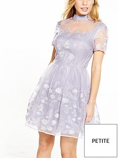 chi-chi-london-petite-choker-detail-mesh-dress-lilac