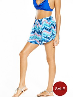 v-by-very-printed-beach-short