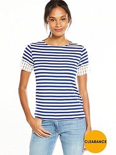 v-by-very-circle-crochet-t-shirt