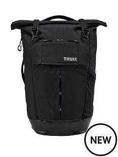 thule-thule-paramount-24-litre-rolltop-daypack-laptop-bag-black