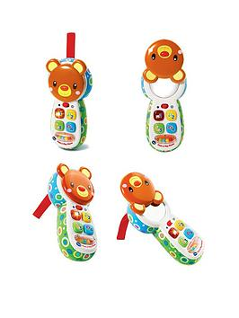 Vtech Vtech Peek &Amp Play Phone