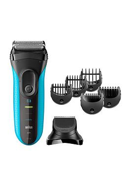 Braun New Braun Multi Stlye N Shave 3In1